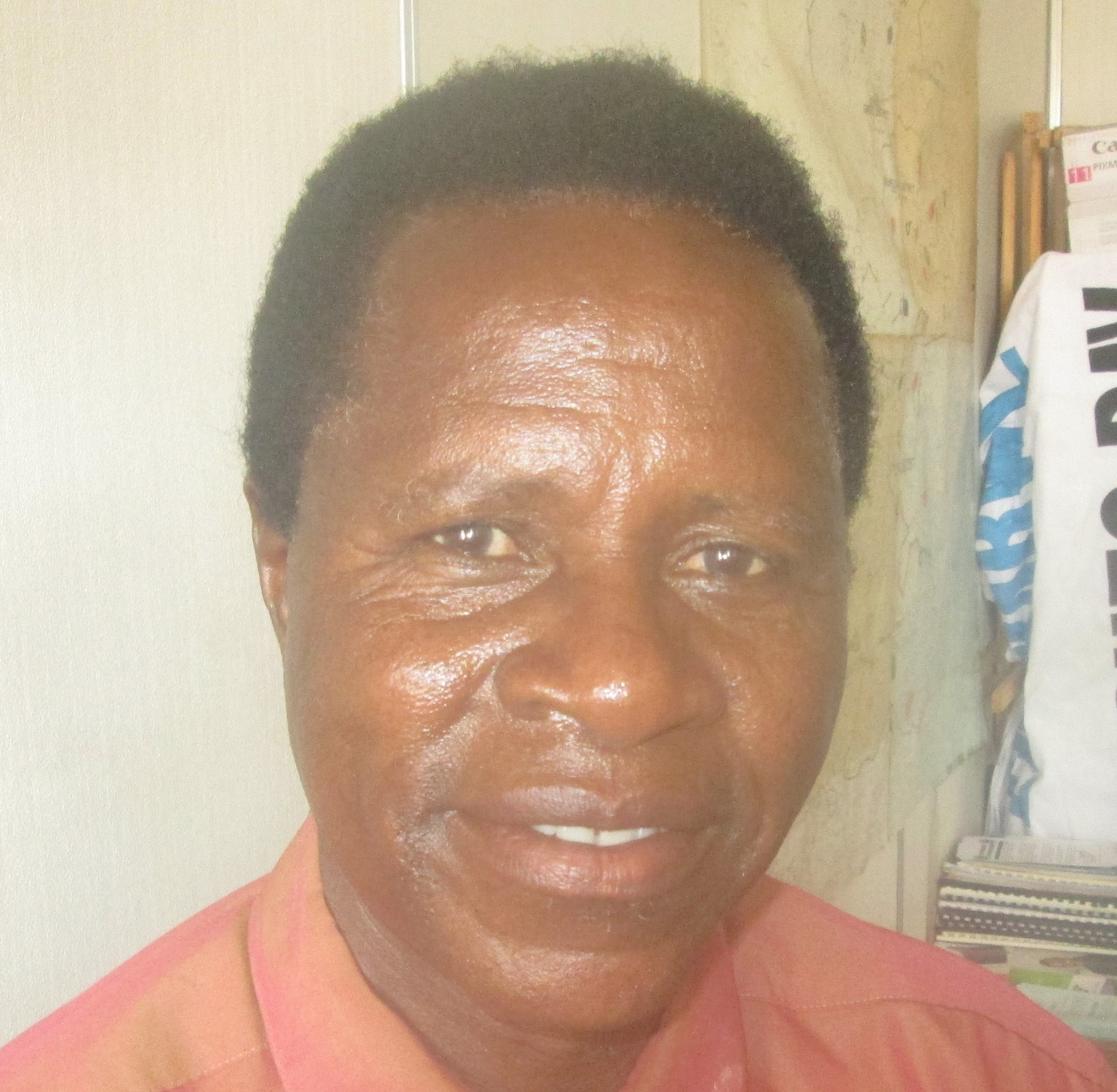 Mr Manyongo
